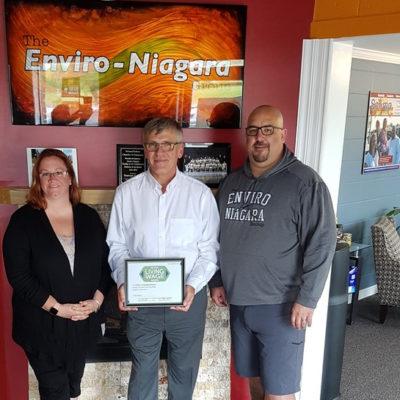 The Enviro-Niagara Group: Certified Living Wage Employer