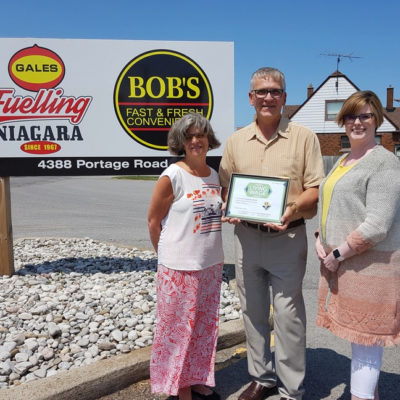 Gales Gas Bar Limited: Certified Living Wage Employer