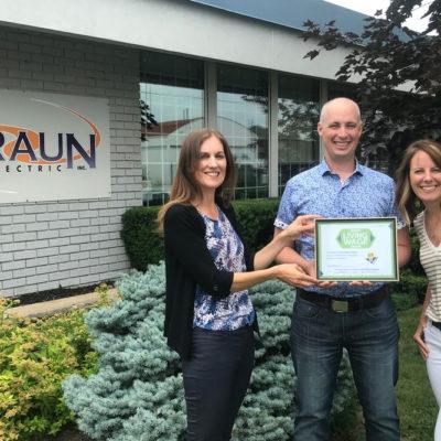 Kraun Electric Inc.: Certified Living Wage Employer