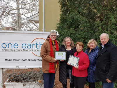 One Earth: Certified Living Wage Employer