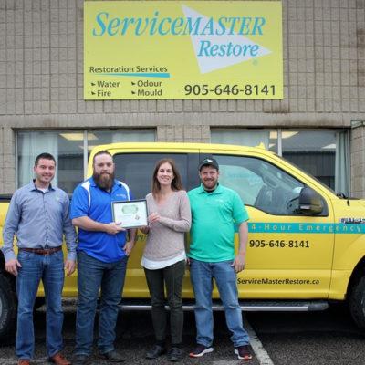 ServiceMaster Restore of Niagara: Certified Living Wage Employer