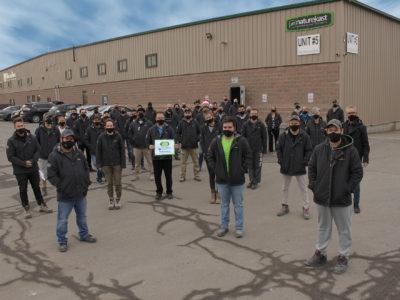 NatureKast is Niagara's Latest Certified Living Wage Employer